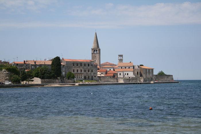 Istria in Croazia