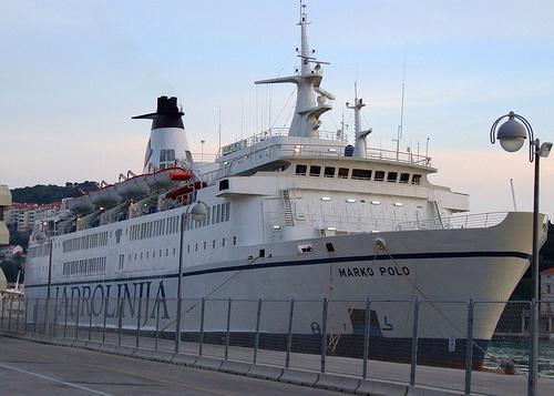 Traghetti verso Croazia