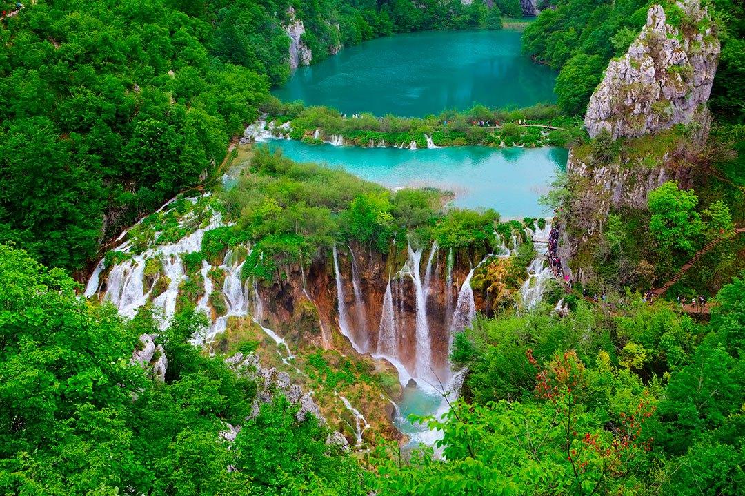 Escursioni Laghi Plitvice